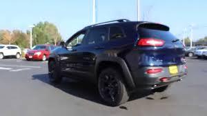 jeep grand true blue pearlcoat 2016 jeep trailhawk true blue pearlcoat gw104001