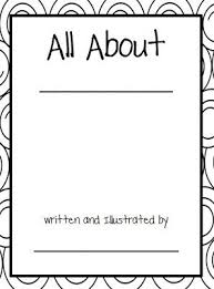 50 best all about me book ideas images on pinterest activities
