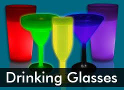 light up drinking glasses party city light up drinking glasses glow in the dark party supply