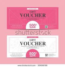 free voucher design template vector voucher design free vector