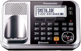 panasonic link2cell dect 6 0 bluetooth 5 handset cordless