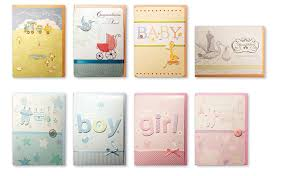 baby cards assorted congratulations wishes for baby cards box set
