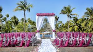 caribbean decorations glamorous caribbean wedding ceremony decorations by weddings
