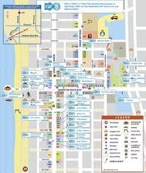 Midtown Manhattan Map Sb350 Bike Walk Friendly Manhattan Beach Businesses