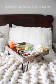 breakfast in bed table breakfast in bed tray diy for mother s day discover
