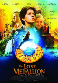 El medallón perdido: Las aventuras de Billy Stone