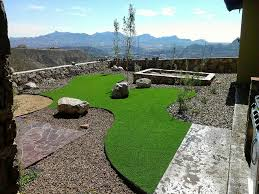 Dog Backyard Playground by Synthetic Turf Supplier Milwaukee Wisconsin Landscaping Business
