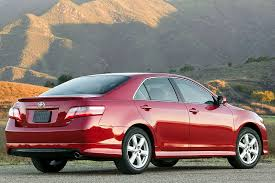 gas mileage 2007 toyota camry 2007 toyota camry overview cars com