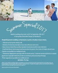 vow renewal florida renewing wedding vows