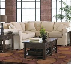 very small sectional sofa small sectional couch living room sectionals condo connection 2