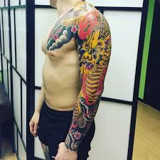 japanese style tattoo sleeve best tattoo ideas gallery