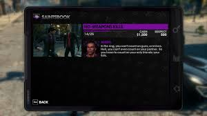 Can Challenge Kill You Saints Row The Third What Is A No Weapon Kill Arqade