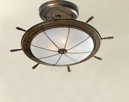 Nautical Kitchen Lighting Nautical Ceiling Light Fixtures Jeffreypeak