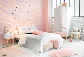 decoration chambre fille chambre ado déco styles inspiration maisons du monde