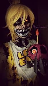 Chica Halloween Costume Chica Human Cosplay Fnaf Buscar Google Cosplay Anime