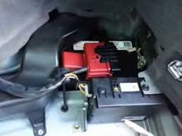 2008 toyota yaris battery 2 minute guide how to replace a 12v prius battery