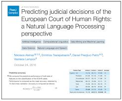 quantitative legal prediction archives computational legal studies