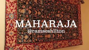 maharaja restaurant at ramses hilton youtube