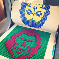 everything is awesome when you u0027re part of a lego printmaking