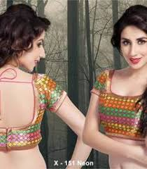 saree blouse styles readymade blouse shopping india at cheap price
