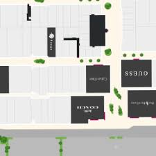 center map for seattle premium outlets a shopping center in