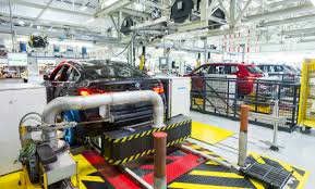 bmw factory assembly line bmw introduces new system to cut energy consumption by 45 percent