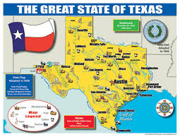 Texas State Park Map by Amazon Com Gallopade Publishing Group Texas State Map For