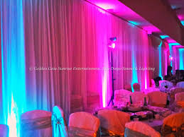 wedding rentals san diego led uplighting rental san diego wall lights rental san diego