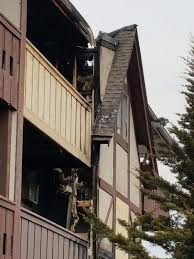 no injuries in westmont apartment complex fire