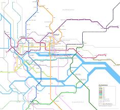 Urban Map Urbanrail Net U003e Asia U003e China U003e Guangzhou Metro
