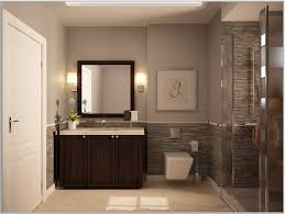 bathroom cabinets small bathroom dark tile floor for elegant