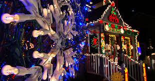 tacky lights richmond va holiday cheer tacky holiday lights pictures cbs news