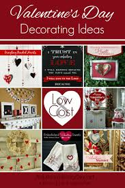 Valentine Home Decor 8 Low Cost Diy Valentine U0027s Day Decorating Ideas An Extraordinary Day