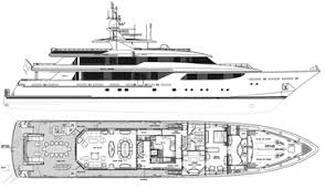 yacht event layout specifications westport 164 tri deck motor yacht