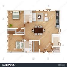 royalty free 3d floor plan top view of a house u2026 179812559 stock