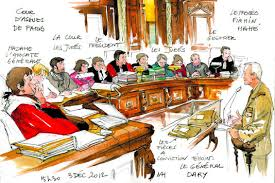 Cour d'Assises or Parents Meeting?
