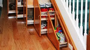 smart under stairs storage solutions youtube
