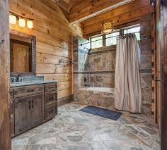 log cabin floors 12 insanely gorgeous log house bathrooms tin pig