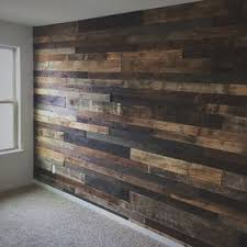 reclaimed pallet wood wall by crtcreative on etsy https www etsy