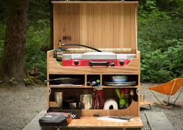Camp Kitchen Box Plans by Best Designed Rugged Chuck Box Archive Expedition Portal