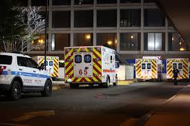5 cars bus involved in crash on dan ryan chicago tribune