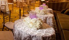 linen tablecloth rentals wedding linen rentals chair covers and sash lulu s linen rentals