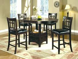 bar style dining table bistro table set high top kitchen table set kitchen tables pub style