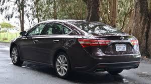 toyota avalon price 2014 2014 toyota avalon limited review roadshow