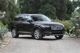 2016 volvo big rig 2016 volvo xc90 how sweden matched germany for tech safety and