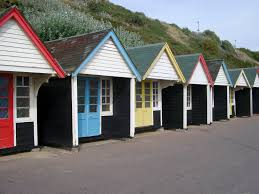 free stock photo of beach huts photoeverywhere