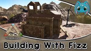 Adobe House Ark Scorched Earth Building W Fizz New Adobe House Build