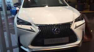 lexus nx quiet 2017 lexus nx 300h exterior and interior review youtube