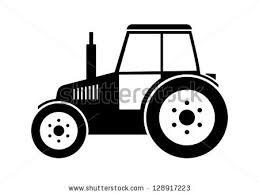 tractor on field stock vector 166902170 shutterstock
