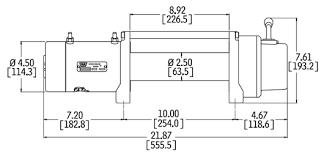 warn tabor 9000 winch solenoid wiring diagram wiring diagrams